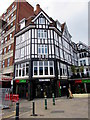SZ0990 : Chimichanga and Prezzo, Westover Road, Bournemouth by Jaggery