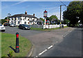 SP8510 : The Chandos Arms, Weston Turville by Des Blenkinsopp