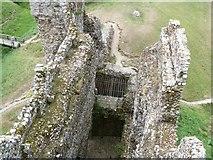 TM2863 : Framlingham Castle [4] by Michael Dibb