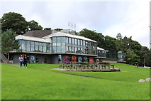 NN9357 : Pitlochry Festival Theatre by Richard Hoare