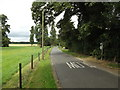 TL9568 : Kiln Lane, Stowlangtoft by Geographer