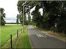TL9568 : Kiln Lane, Stowlangtoft by Geographer