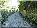 SJ9594 : Footpath to Osborne Road by Gerald England
