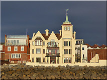 SZ6299 : Tower House, Portsmouth by Robin Webster
