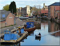 SK7953 : The Basin in Newark-on-Trent by Mat Fascione