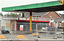 J3673 : Former petrol station, Grand Parade, Belfast (September 2016) by Albert Bridge