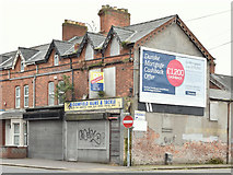 J3673 : No 149 Bloomfield Avenue, Belfast (September 2016) by Albert Bridge