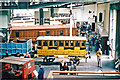 SE5951 : National Railway Museum, York 1976: coaching stock by Ben Brooksbank