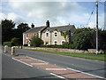 NY2147 : Houses on the A596, Waverton by JThomas