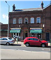 SX9191 : Age UK Exeter in former council offices by Jaggery