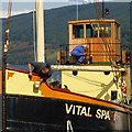 "NN0908 : Sprucing-up the ""Vital Spark"" by David Lally"