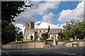 TL4238 : St Swithin, Great Chishill by Kim Fyson