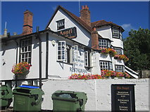 SU7682 : The Angel, Henley-on-Thames by Peter S