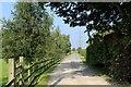 SE4150 : Access from Ingmanthorpe Grange by Chris Heaton