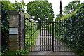 TQ3437 : Crawley Down Lawn Tennis Club by N Chadwick