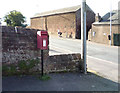 NY1441 : Elizabeth II postbox on West Street, Aspatria by JThomas
