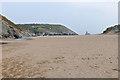 SR9794 : Broadhaven beach by Alan Hunt