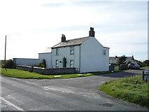 NY0846 : House on the B5300, Mawbray by JThomas