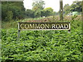 TM1485 : Common Road sign by Adrian Cable