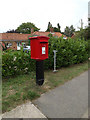 TL8972 : Old Post Office Postbox by Adrian Cable
