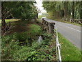 TL9271 : Bridge on Thetford Road by Adrian Cable