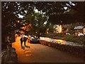 SH5948 : Riverside Walk, Beddgelert by Stephen Elwyn RODDICK