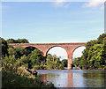 NY4654 : Corby Bridge, Wetheral - September 2016 by The Carlisle Kid