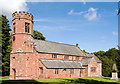 NY4654 : Church of the Holy Trinity and St Constantine, Wetheral - September 2016 by The Carlisle Kid