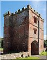 NY4654 : Wetheral Priory Gatehouse - September 2016 by The Carlisle Kid