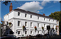 NY4654 : The Crown Hotel, Wetheral - September 2016 by The Carlisle Kid