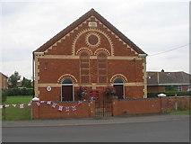 SE7811 : Jubilee Methodist Church, Ealand by John Slater