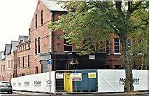 J3371 : Nos 130-134 Stranmillis Road, Belfast (September 2016) by Albert Bridge