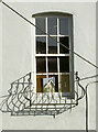 ST5048 : Room with a balcony by Neil Owen