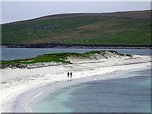 HU3630 : On the beach by John Lucas