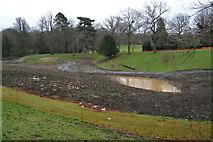 TQ5940 : Re-engineering Grosvenor Park by N Chadwick