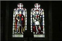 SO2355 : St Michael & St George by Bill Nicholls