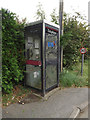 TL9067 : Telephone Box on Thurston Road by Adrian Cable