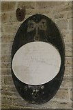 SO2355 : Davies Memorial by Bill Nicholls
