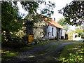 H3969 : Derelict cottage, Tattykeel by Kenneth  Allen