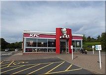 SJ8748 : Festival Heights: KFC by Jonathan Hutchins