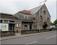 ST4837 : Street Baptist Church, Street, Somerset by Jaggery
