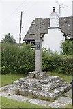 SO2355 : Gladestry War Memorial by Bill Nicholls