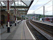 SD9851 : Skipton Railway Station by JThomas