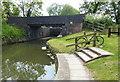 SK7291 : Wood Lane Bridge No 74 by Mat Fascione