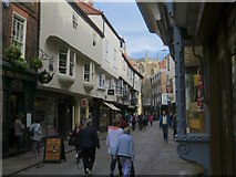 SE6052 : Stonegate, York by Paul Harrop