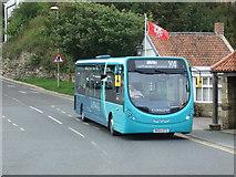 NZ8612 : Sapphire X4 Bus, Sandsend by JThomas