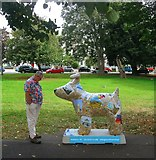 TQ3005 : Snowdogs by the Sea: #10 - Clifton by Simon Carey