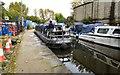 SJ9398 : Portland Basin Marina by Gerald England