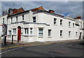 SO9422 : Flats in a converted former corner pub in Cheltenham by Jaggery