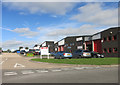 SP7008 : Field End, Long Crendon Industrial Estate by Des Blenkinsopp